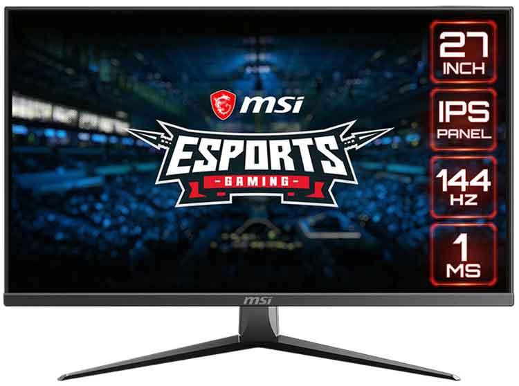 MSI Optix MAG273 144Hz eSports Monitor for Gaming
