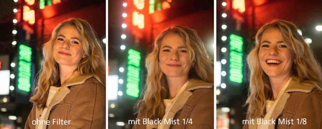 Black Mist NiSi filters