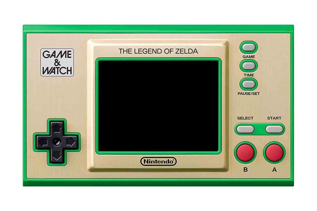 The Legend of Zelda games in series
