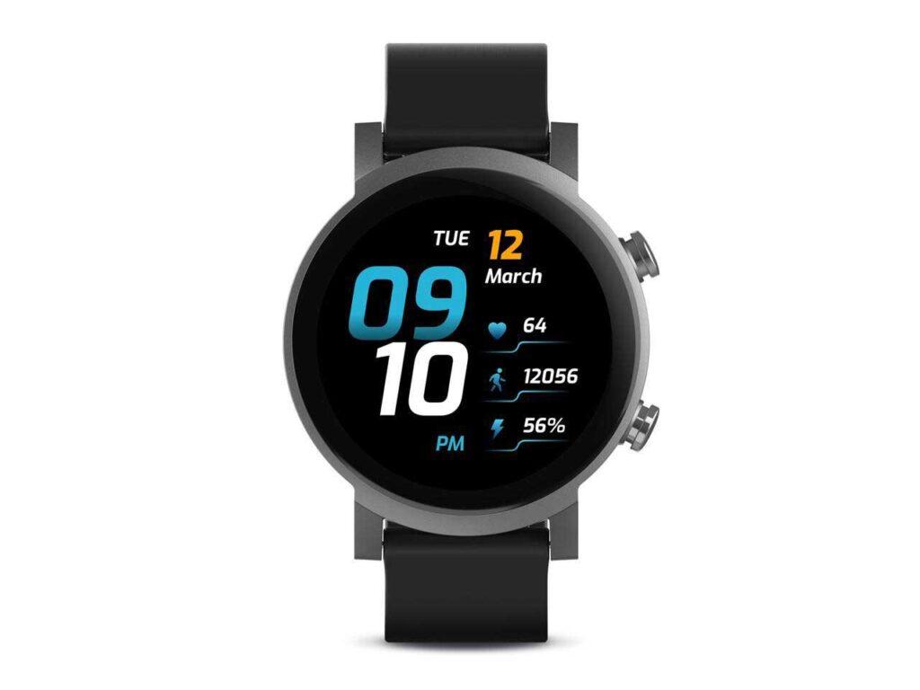 Mobvoi TicWatch E3 health monitor fitness tracker watch