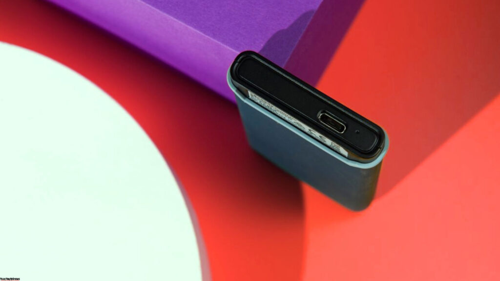 Transcend ESD370C Review: portable SSD drive