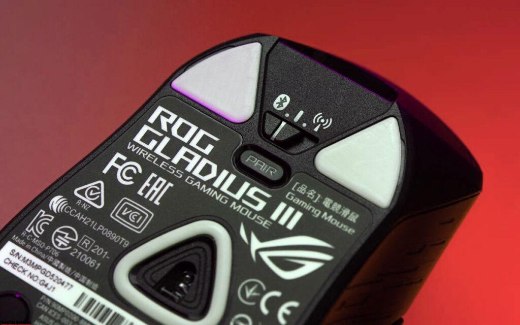 Asus ROG Gladius III Review