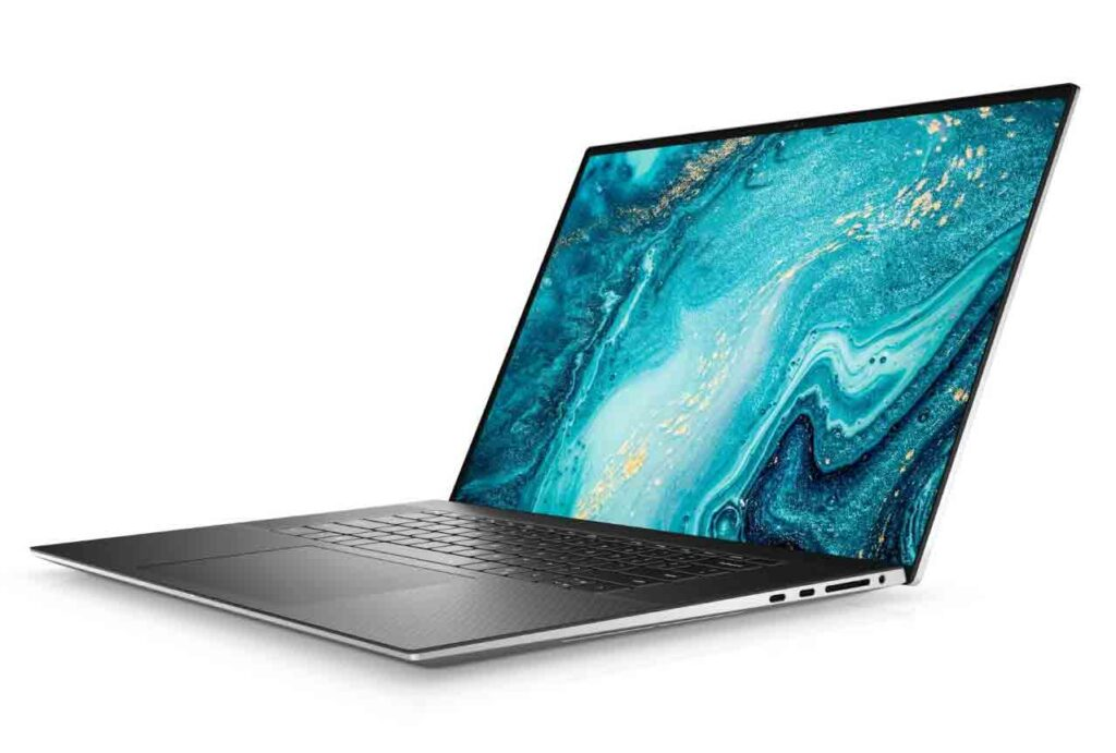 Dell XPS 17 9710 touchscreen laptop