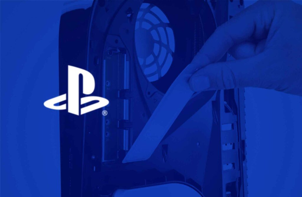 PS5 SSD expansion update