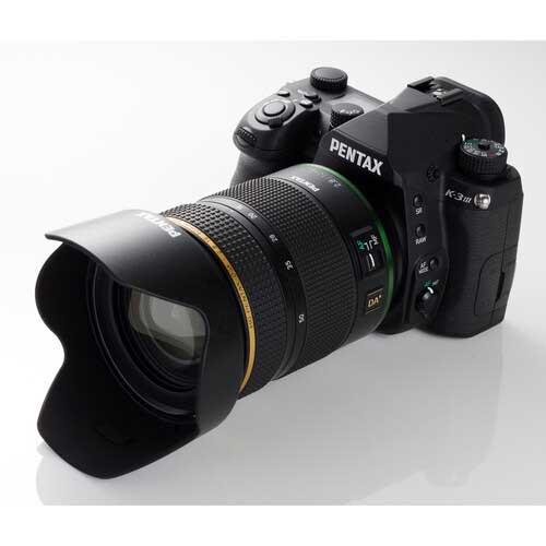 Pentax HD-DA 16-50mm f/2.8ED PLM AW