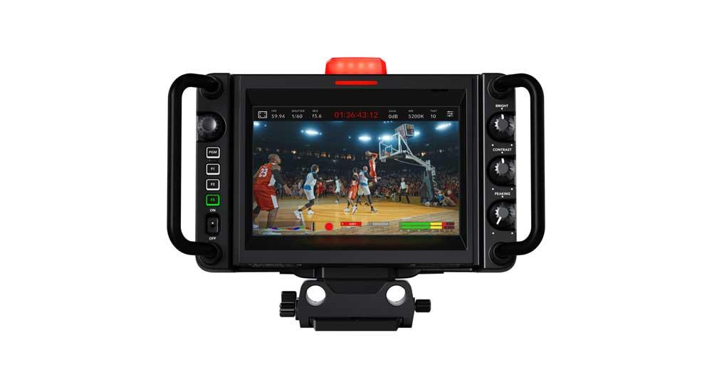 Blackmagic Studio Camera 4K, Web Presenter 4K, HyperDeck Studio HD