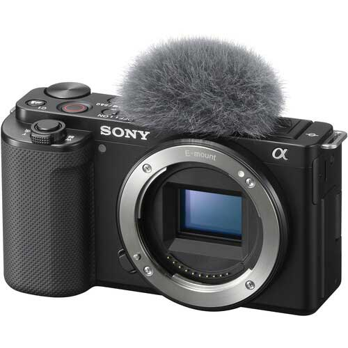 Sony ZV-E10 mirrorless camera for vloggers