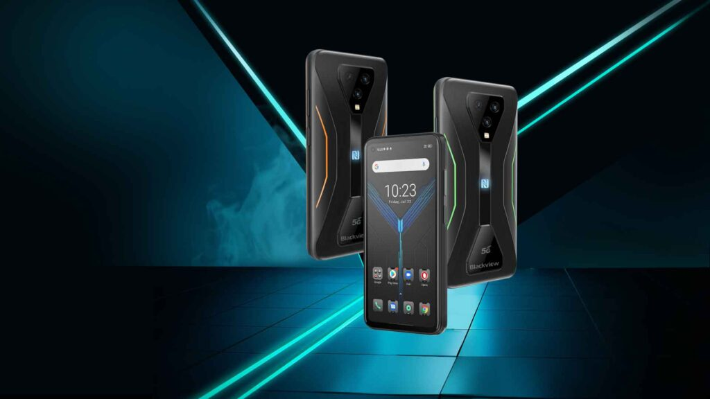 Blackview BL5000 rugged phone