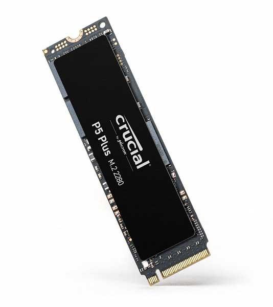 Crucial P5 Plus  PCIe Gen 4 SSD