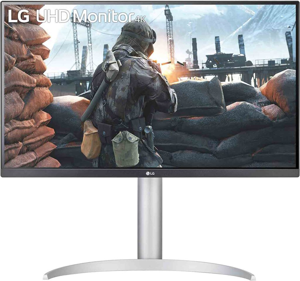 LG 27UP650 best 27 inch monitor