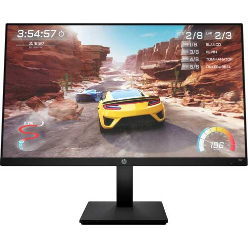 X27q HP 27 inch monitor