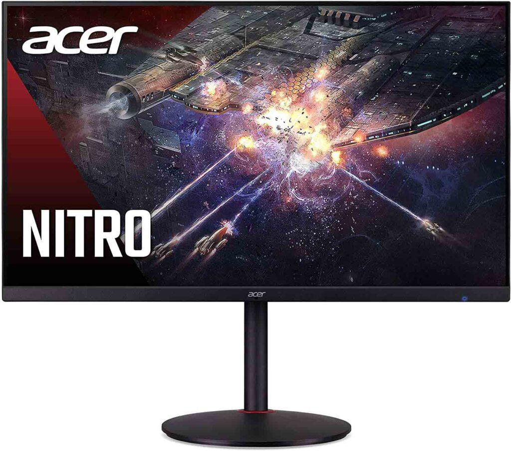 computer monitor deals Acer Nitro XV322QU Pbmiipprzx