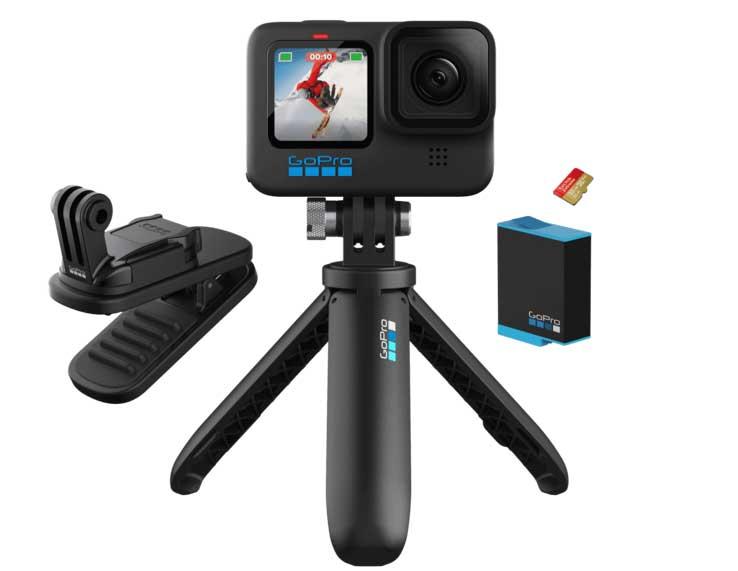 Go Pro HERO 10 Black best action camera