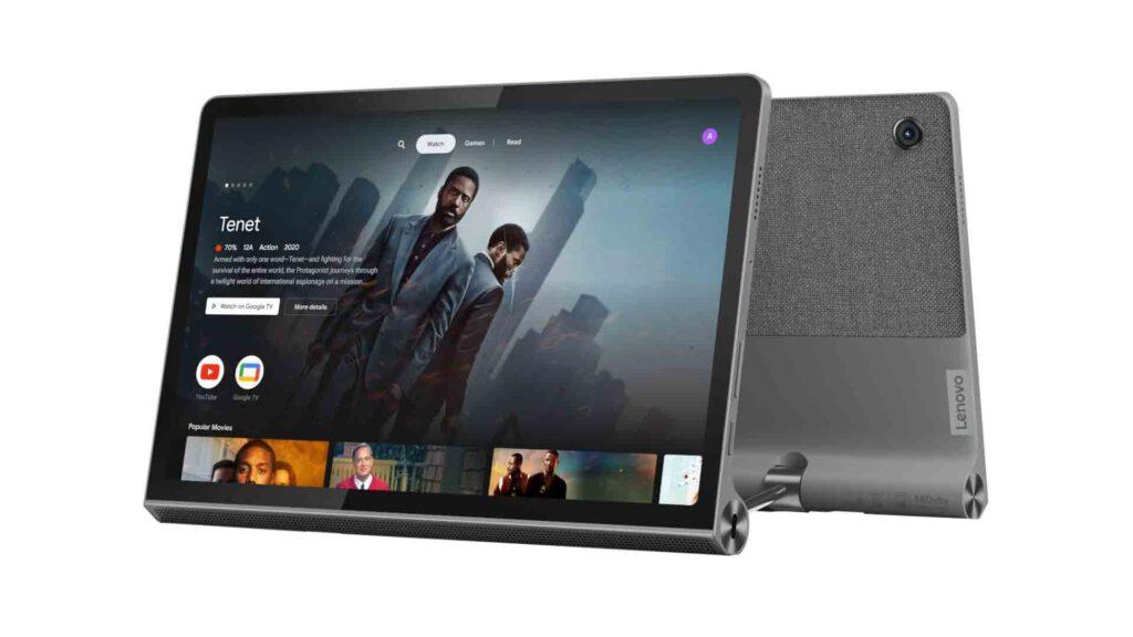 Lenovo Yoga Tab 13 and Lenovo Yoga Tab 11