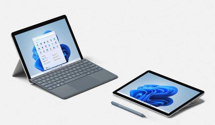 Microsoft new Surface Pro 8