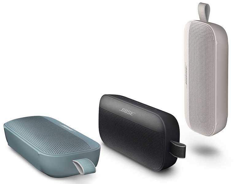 Bose SoundLink Flex small powerful speaker