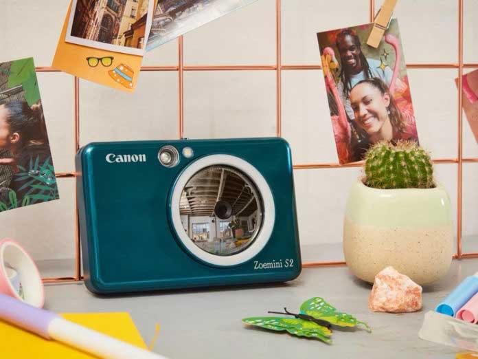 Canon Zoemini S2 Instant Camera