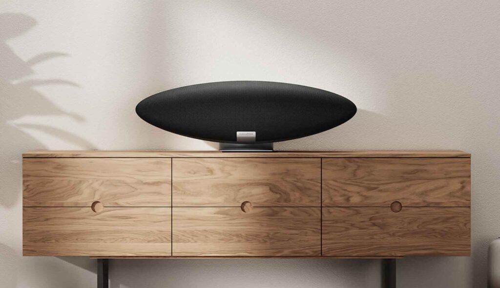 Bowers & Wilkins Zeppelin Wireless stereo speakers